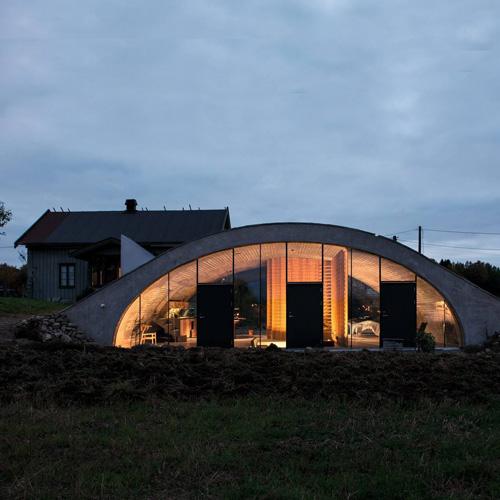 tandberg arkitekter